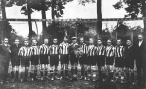 Fußball-Verein Dudenhofen - Mittelpfalzgaumeister 1930/31