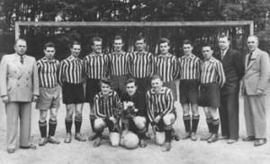 Gruppen-Pokalmeister 1952/53 der Klasse B Speyer-Neustadt