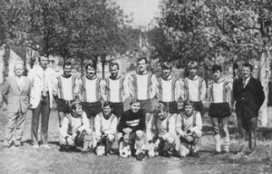Aufstieg in die 1. Amateurliga 1970